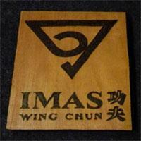 I.M.A.S. Wing Chun Wall Plaque